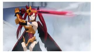 Erza Scarlet Flame Emp...