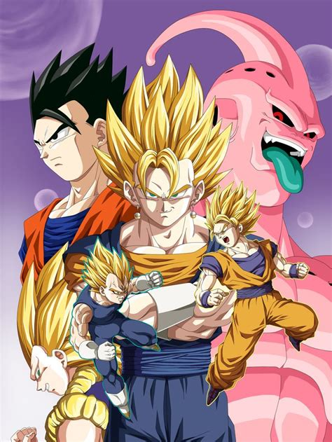 Dragon Ball Z Buu Saga Animezone
