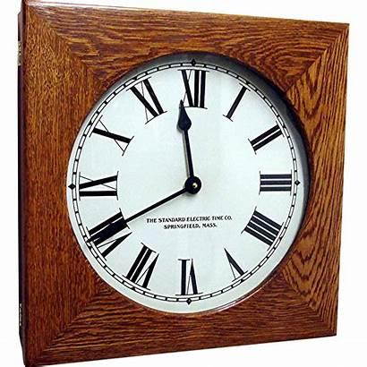 Clock Electric Standard Springfield Massachusetts Drury