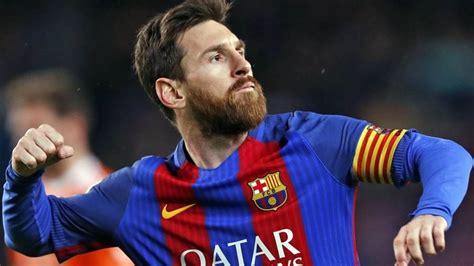 Messi Es El Futbolista Mejor Pagado Del Mundo, Según