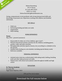 caregiver objective resume how to write a caregiver resume exles included