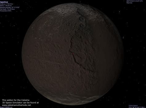 The Celestia Motherlode: Solar System