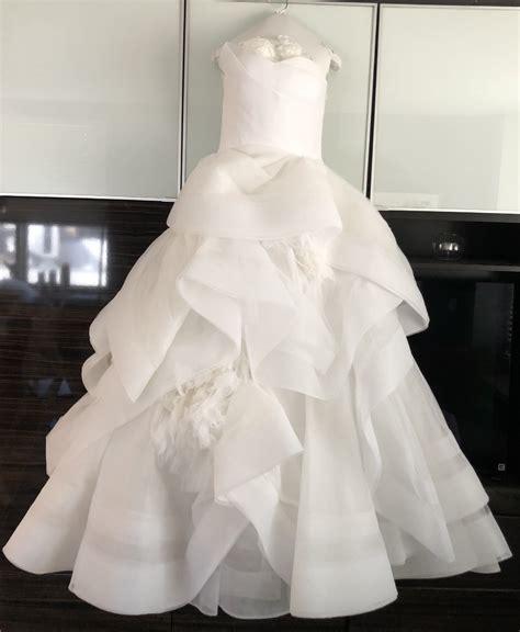Vera Wang Katherine Style 111313 New Wedding Dress On