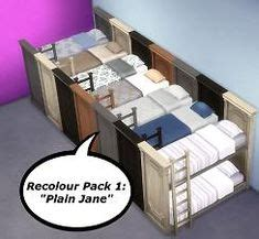 sims  separated bed frames mattresses sims