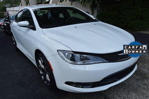 2015 Chrysler 200 S Awd Stock # 3332 For Sale Near Great