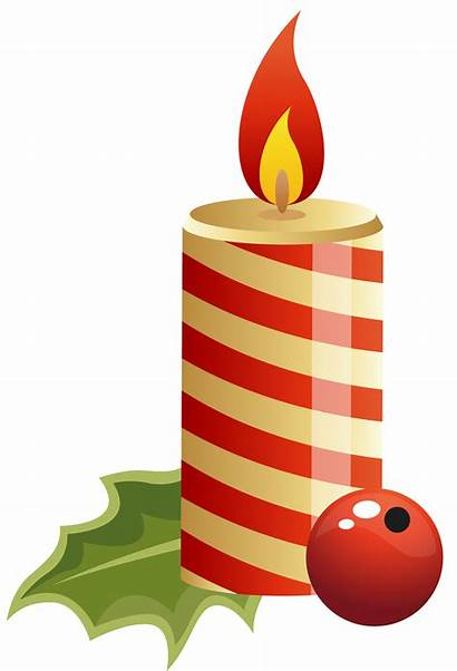 Candle Clipart Christmas Candles Clip Birthday Holiday