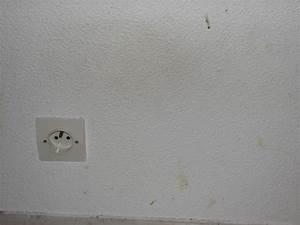 nettoyage taches peinture projetee mur interieur crepi With peinture effet crepi interieur
