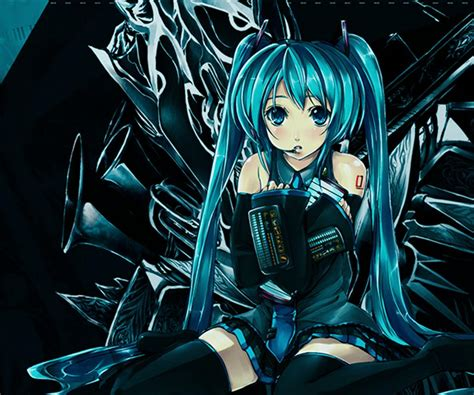 Hatsune Miku Anime Wallpaper - miku anime wallpapers hatsune miku apk baixar gr 225 tis