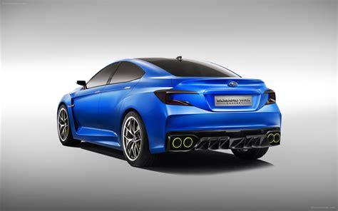 Subaru Wrx Concept 2018 Widescreen Exotic Car Wallpapers