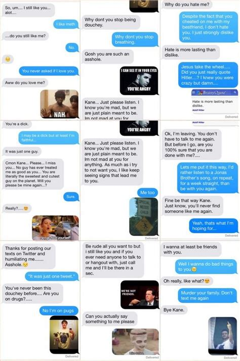 Cheating Girlfriend Meme - this teenager just gained 30 000 followers on twitter after dumping his cheating girlfriend