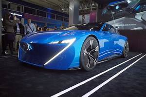 Peugeot Voiture Autonome : peugeot instinct concept d couverte en direct du mwc de barcelone l 39 argus ~ Voncanada.com Idées de Décoration