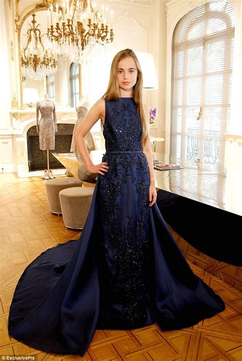 show lady amelia windsor  paris  storm