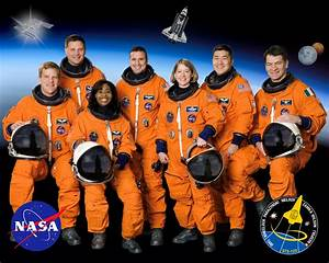 Shuttle Astronauts - Pics about space