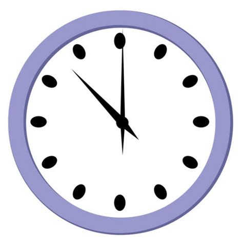 To use for a print or scrapbooking project, email etc. Clock clip art no hands free clipart images 2 - Clipartix
