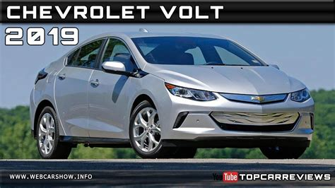 2019 Chevrolet Volt Review Rendered Price Specs Release