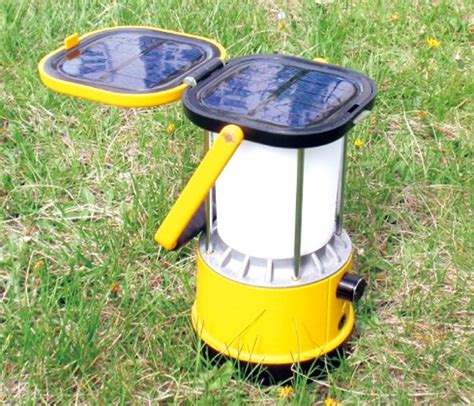 bright led solar lantern portable solar l handle
