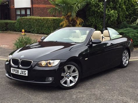 bmw  se convertible sport cream leather