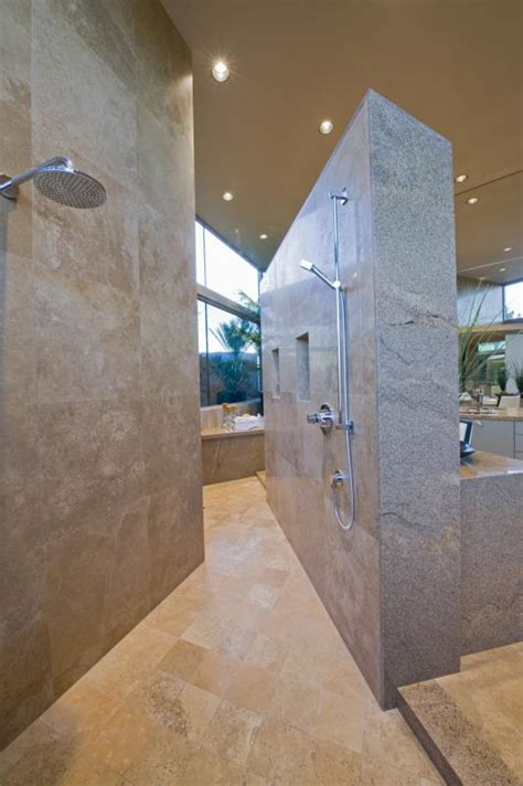 doorless shower  place   tub home