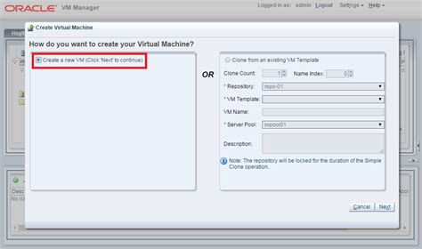 Fine Oracle Vm Templates Download Inspiration