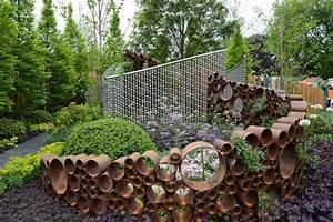 Unique Garden Ideas For Different Impression Actual Home