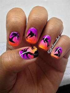 17 Best images about Dolphin nail designs on Pinterest ...