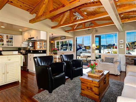 Living On A Boat In Seattle by Photo Page Hgtv