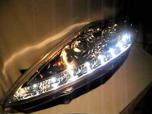 Scheinwerfer Ford Fiesta : sw light scheinwerfer ford fiesta mk7 chrome sw tuning led ~ Kayakingforconservation.com Haus und Dekorationen