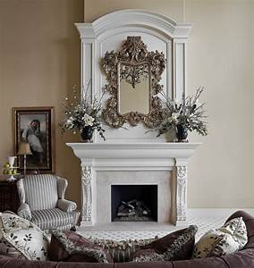 Formal Fireplace