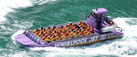 Niagara Whirlpool Jet Boat by Whirlpool Jet Boat Tours Niagara Falls Ontario Canada