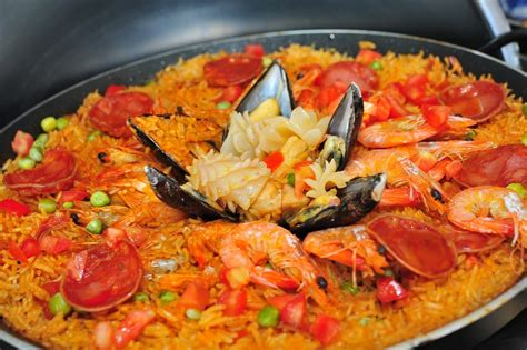 cuisine paella calling all foodies and non foodies craving for some comforting cuisine envision paella