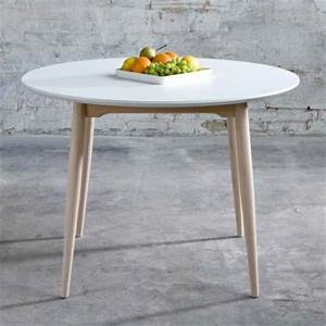 Petite table cuisine avec rallonge meuble table a manger for Deco cuisine pour petite table a manger ronde