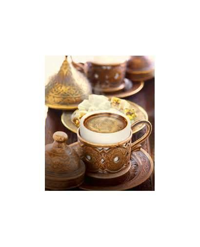 Turkey Coffee Turkish Traditional Cup Tea Arabic