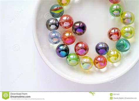 colored marbles colored glass marbles 2 stock photography image 2317412