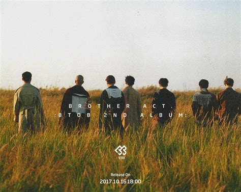 Btob Releases Schedule For Fall Comeback