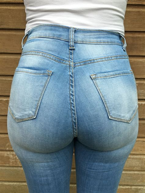 Jeans Ass Stef 1 In 2019 Curvy Jeans Sexy Jeans