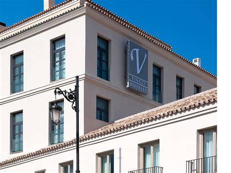 hotel m 225 laga posada patio vincci hotels