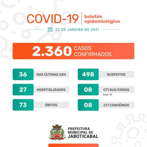 A Prefeitura de Jaboticabal informa que nesta sexta-feira ...
