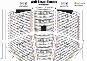Clarks American Bandstand Theater Seating Chart