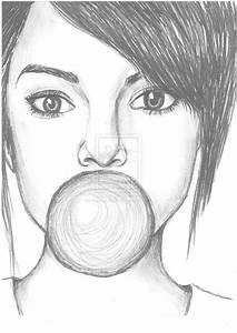 Best 25+ Girl face drawing ideas on Pinterest   Drawings ...