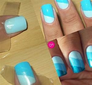 Tape Designs For Nails: Top 24 Reviews In Pictures - StylePics