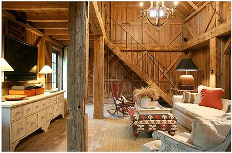barn home interiors color outside the lines love barns turned homes