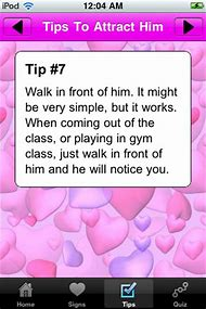 tips to know if a guy likes you
