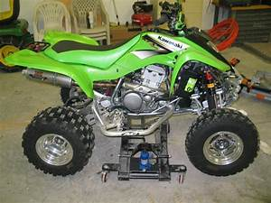 2003 Kawasaki Kfx 400 Loaded And Priced For Quick Sale  Mn