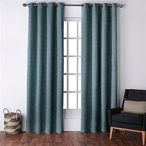buy exclusive home virenze 96 inch grommet top window
