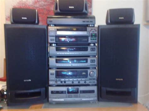 Aiwa Z D9500m Stereo System For Sale In Dublin From Pjoreilly