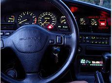 Instrument cluster warning lights Toyota Nation Forum