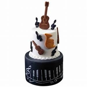 Musique Arrivée Gateau Mariage : gateau en forme de note de musique home baking for you blog photo ~ Melissatoandfro.com Idées de Décoration