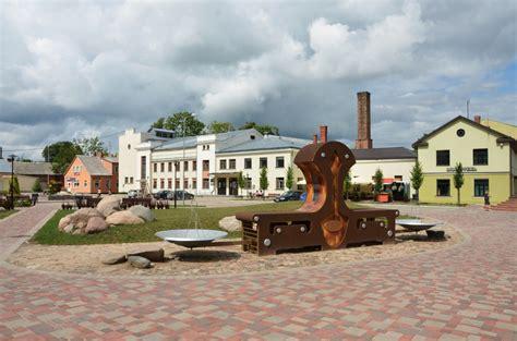 Vecpilsētas laukums - Jēkabpils rezidence