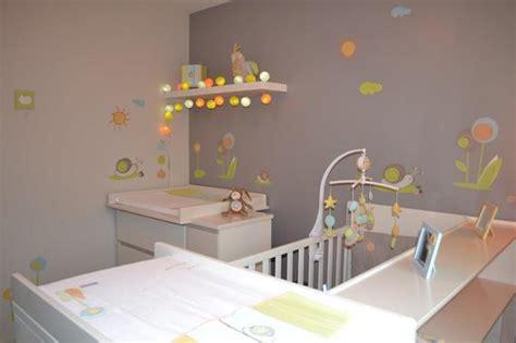 d coration chambre de b b mixte decoration chambre bebe forum visuel 4