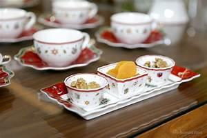 Villeroy Boch De : decora o mesa de natal toys delight villeroy boch ~ Yasmunasinghe.com Haus und Dekorationen